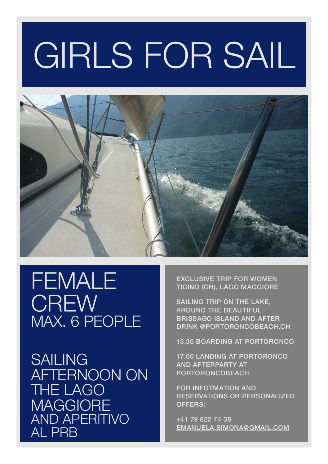 Girls For Sail